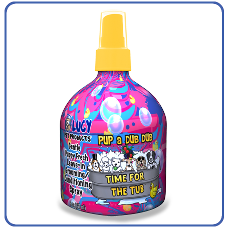LUCY PET PUPADUBDUB LEAVE-IN CONDITIONING SPRAY