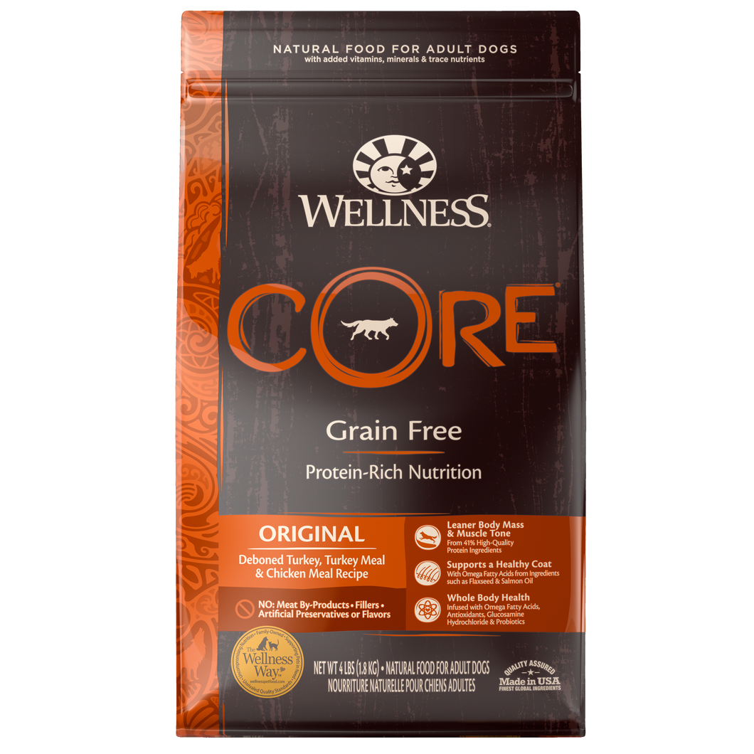 WELLNESS CORE DOG ORIGINAL