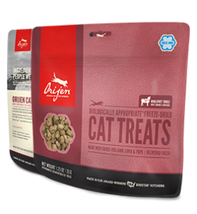 ORIJEN FREEZE DRIED LAMB CAT TREATS