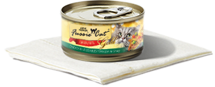 FUSSIE CAT CHICKEN WITH VEGETABLES 2.82OZ