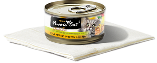 FUSSIE CAT TUNA WITH ANCHOVIES 2.82OZ