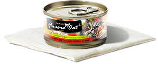 FUSSIE CAT TUNA WITH CHICKEN LIVER 2.82OZ