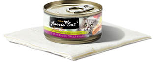 FUSSIE CAT TUNA WITH CHICKEN 2.82OZ