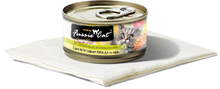 FUSSIE CAT TUNA WITH SHRIMP 2.82OZ