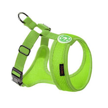GOOBY FREEDOM HARNESS GREEN