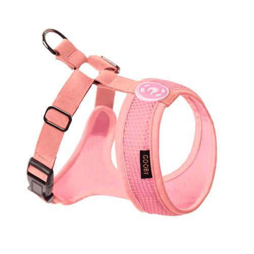 GOOBY FREEDOM HARNESS PINK