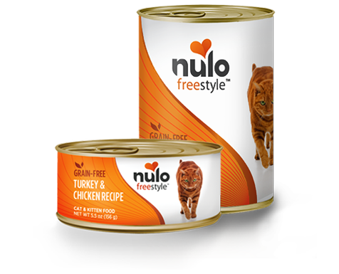 NULO FREESTYLE CAT TURKEY AND CHICKEN 5.5OZ CAN