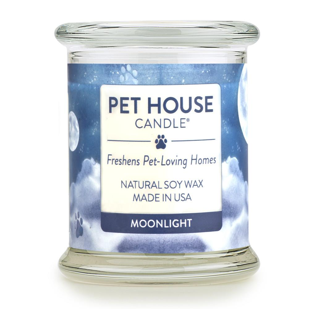 PET HOUSE MOONLIGHT CANDLE