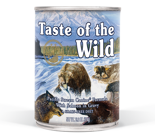 TASTE OF THE WILD PACIFIC STREAM 13OZ CAN