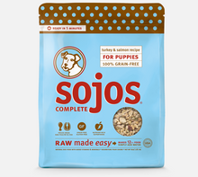 SOJOS COMPLETE PUPPY FOOD TURKEY & SALMON RECIPE