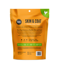 BIXBI SKIN & COAT CHICKEN JERKY TREATS