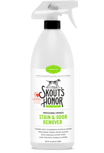 SKOUT'S HONOR STAIN & ODOR REMOVER 32OZ