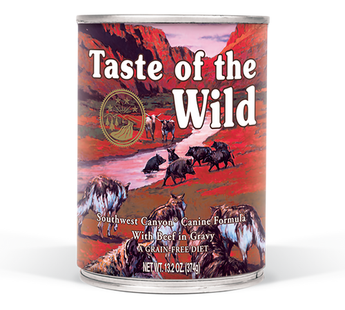 TASTE OF THE WILD SOUTHWEST CANYON 13OZ CAN