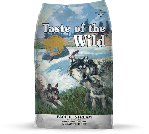 TASTE OF THE WILD PACIFIC STREAM PUPPY RECIPE