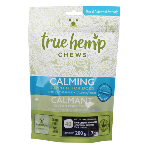 TRUE HEMP CALMING CHEWS 7OZ