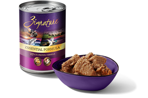 ZIGNATURE ZESSENTIAL FORMULA DOG CAN 13OZ