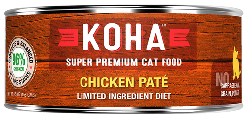 KOHA CHICKEN PATE 5.5OZ
