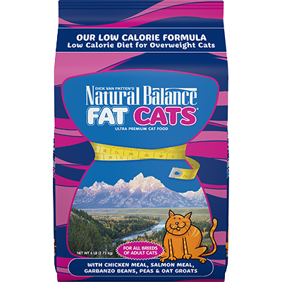NATURAL BALANCE FAT CATS FORMULA