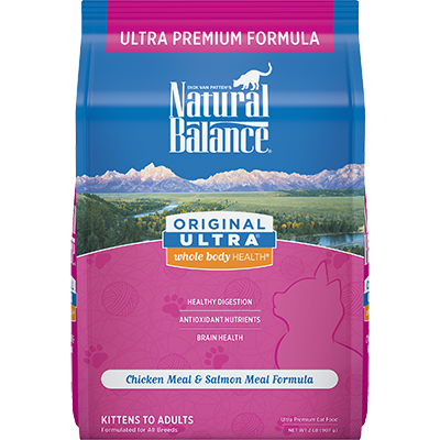 NATURAL BALANCE ORIGINAL ULTRA CAT