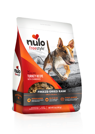 NULO FREEZE DRIED TURKEY WITH CRANBERRIES