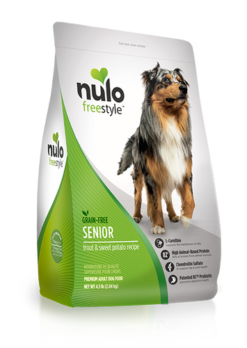 NULO FREESTYLE DOG SENIOR RECIPE