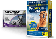 PETLOCK PLUS FOR LARGE DOGS (45-88LBS)