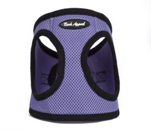 BARK APPEAL EZ WRAP STEP IN HARNESS LAVENDAR