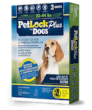 PETLOCK PLUS FOR MEDIUM DOGS (23-44LBS)