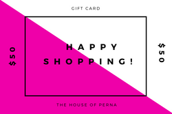 Gift cards are now available! Spread happiness with the ones you love by giving them a gift made with love by a small business!