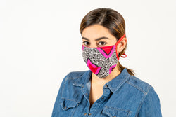 SALE 40% off! Washable Face Masks With Ties