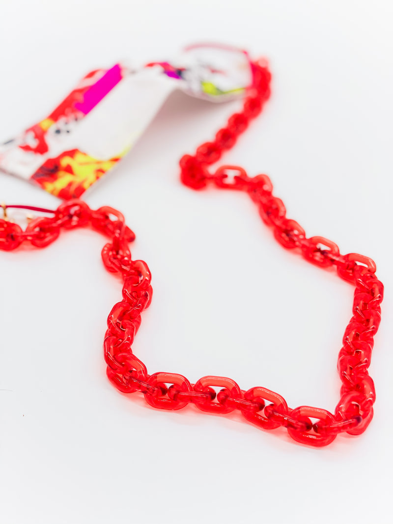 Acrylic Mask Chain