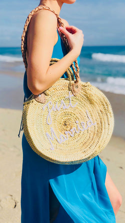 Brida Honeymoon Collection Round Tote