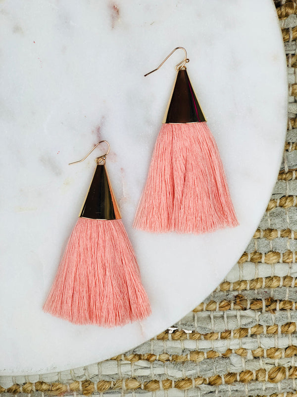 Swift Fringe Earrings