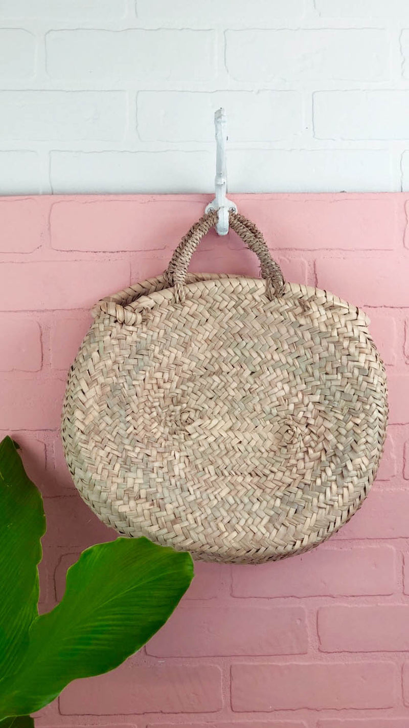 Lara Straw Bag