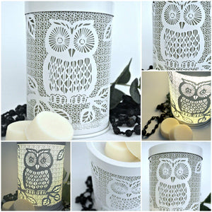 Owl melt warmer