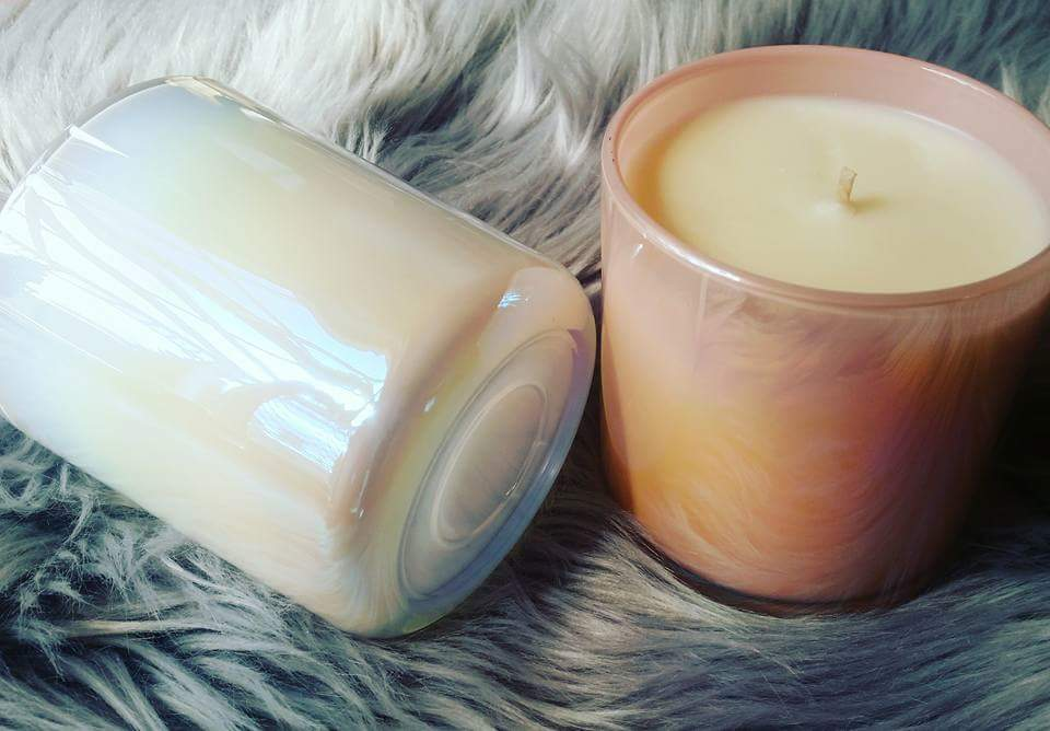 Pearl Vogue soy  candle