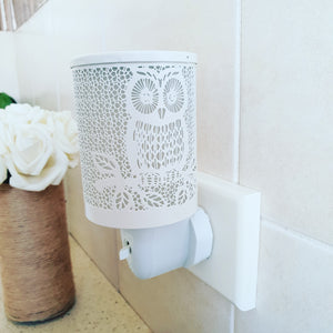 Owl plugable melt warmer