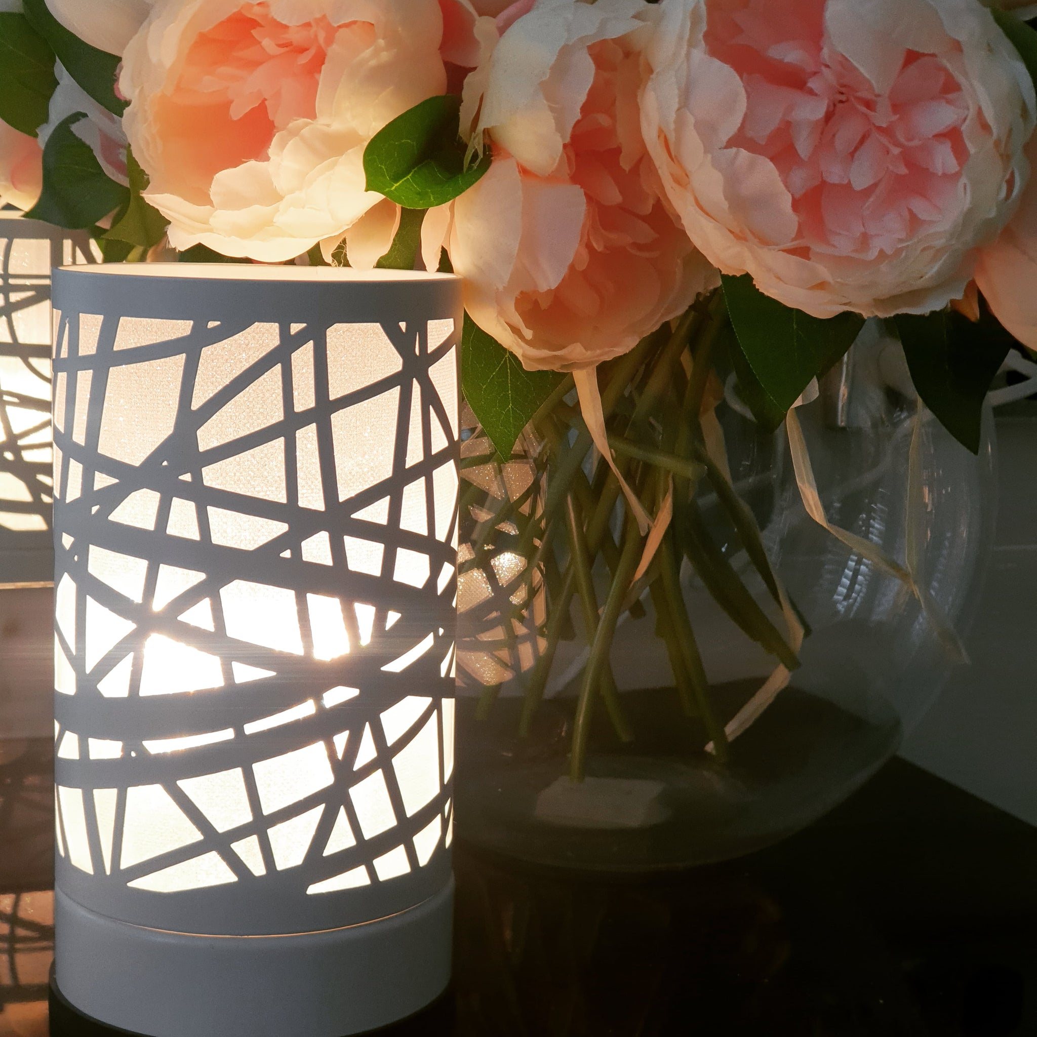Trissie touch lamp