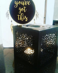 METAL TEA LIGHT  BURNER