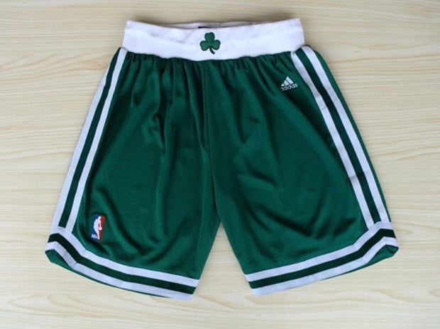 Throwback Celtics Shorts