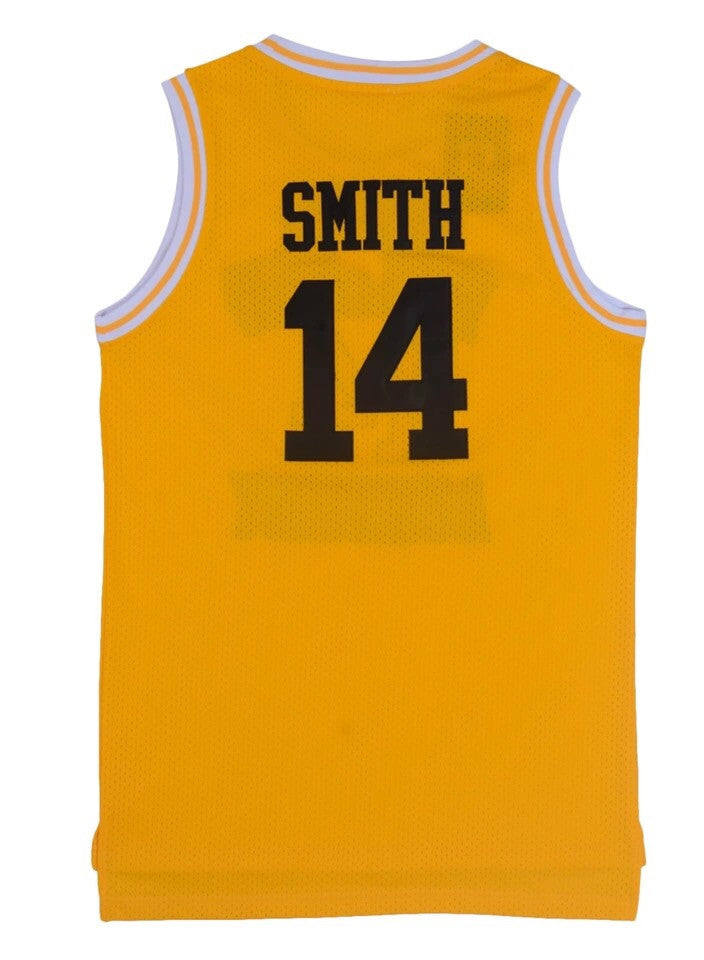 Will Smith #14 Fresh Prince Of Bel Air Jersey