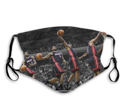Lebron Custom Face Mask