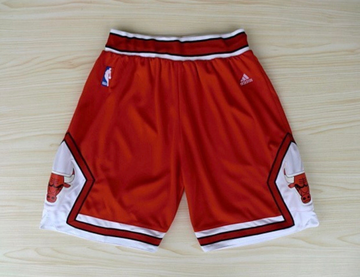 Throwback Bulls Shorts
