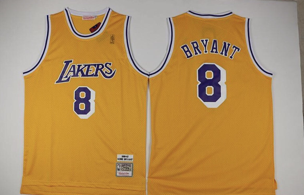 new product e88a7 8ffcf Kobe Bryant Jersey