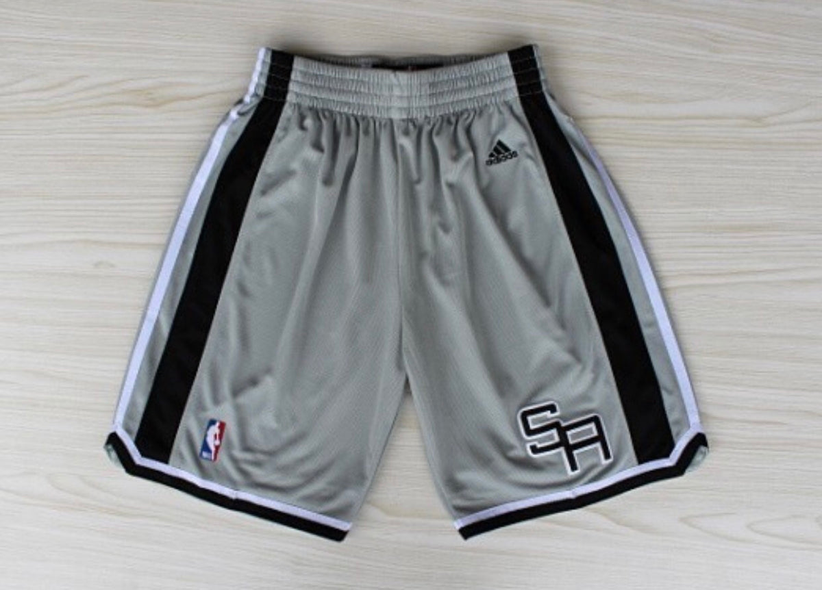 Throwback Spurs Shorts