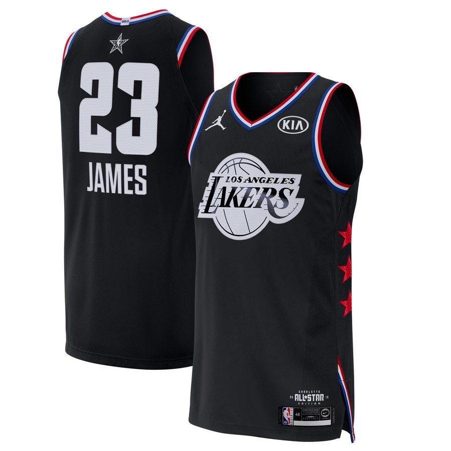 Lebron James All Star Game