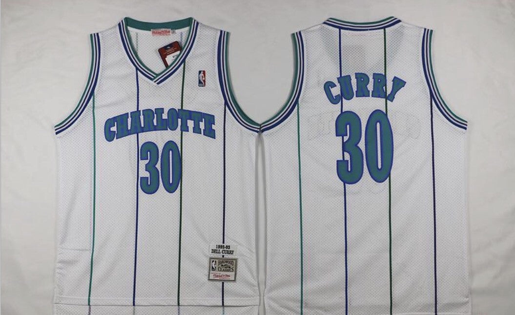 Dell Curry Jersey