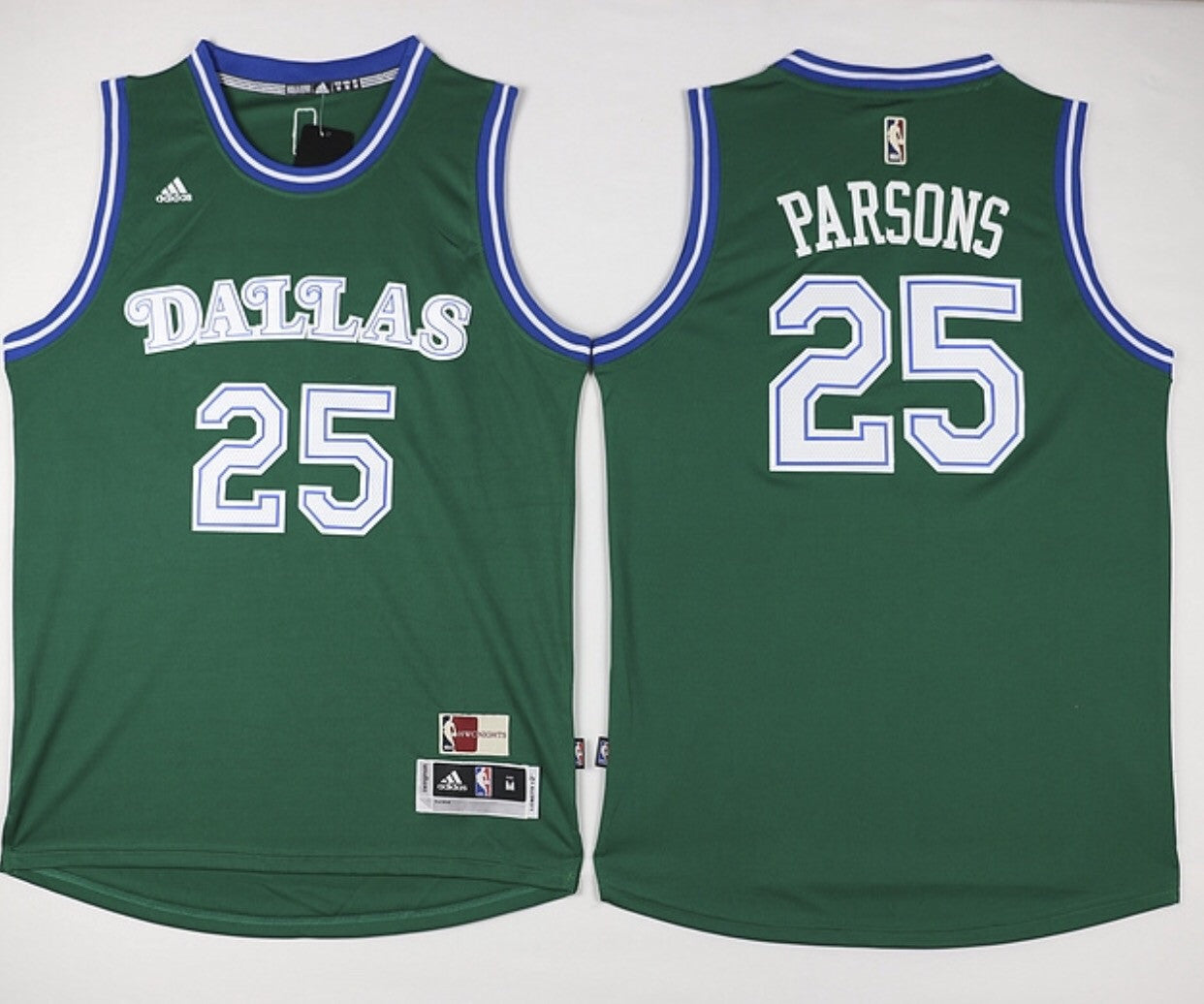Chandler Parsons jersey