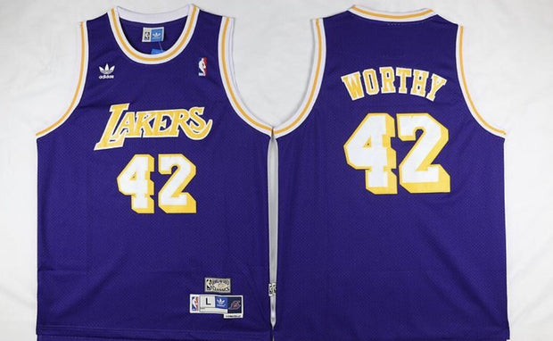 James Worthy Jersey