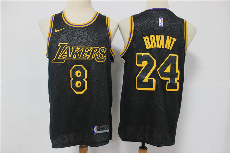8/24 Kobe edition Mamba Jerseys